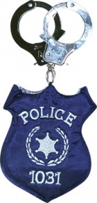 Purse Police with Handcuffs Handle Adult Costume Accessory_thumb.jpg