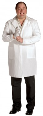 Plain White Lab Coat Adult Plus Costume_thumb.jpg