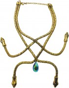 Cleopatra Snake Necklace Adult Costume Accessory_thumb.jpg