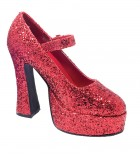 Mary Jane Red Glitter Platform Adult Shoes_thumb.jpg