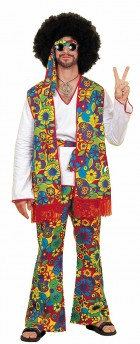 Hippie Man 60s 70s Adult Costume Outfit, One Size Fits Most_thumb.jpg