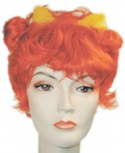 Pebbil Orange Red Adult Wig_thumb.jpg