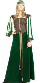 Maid Marion Designer Collection Adult Women's Costume_thumb.jpg