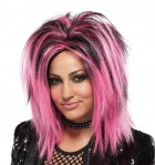 Rock Longer Wig Costume Accessory Pink_thumb.jpg