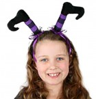 Black and Purple Witch Legs Headband Costume Accessory_thumb.jpg