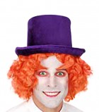 Purple Velvet Top Hat Costume Accessory_thumb.jpg