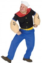 Popeye Adult Costume One Size_thumb.jpg