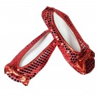 The Wizard of Oz Dorothy Ruby Slippers Shoe Covers Child_thumb.jpg