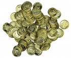 Dubloons Gold Coins Pack of 144, For Pirate Treasure_thumb.jpg