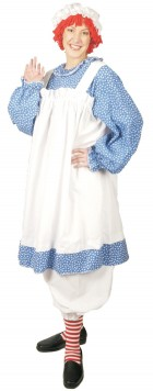 Raggedy Ann Adult Plus Women's Costume_thumb.jpg