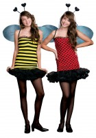 Buggin' Out Reversible Bee Ladybug Teen Costume_thumb.jpg