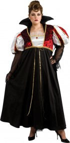 Royal Vampira Adult Plus Women's Costume_thumb.jpg