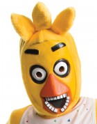Five Nights at Freddy's Chica Child 3/4 Mask Costume Accessory_thumb.jpg