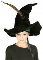 Harry Potter - Minerva McGonagall Hat with Feather Adult Costume Accessory_thumb.jpg