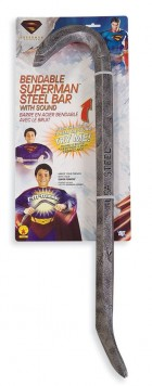 Superman Steel Bar - Bendable with Sound Superhero Costume Prop_thumb.jpg