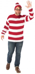 Where's Waldo Deluxe Adult Plus Costume_thumb.jpg