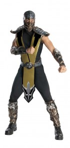 Mortal Kombat Scorpion Deluxe Adult Costume One Size_thumb.jpg