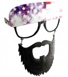Sunstache Black Beard Eye Glasses Adult Manly Costume Accessory_thumb.jpg