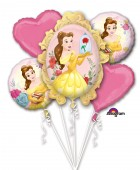 Beauty and the Beast Belle Foil Balloon Bouquet_thumb.jpg