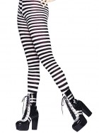 Tights Striped Adult Witch Costume Stockings Black & White_thumb.jpg