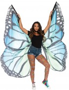 Monarch Butterfly Blue Festival Wings Adult Costume Accessory_thumb.jpg