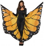 Monarch Butterfly Orange Festival Wings Adult Costume Accessory_thumb.jpg