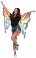 Rainbow Butterfly Wings Adult Costume Accessory_thumb.jpg