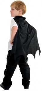 Child Batman Superhero Costume Cape Black_thumb.jpg