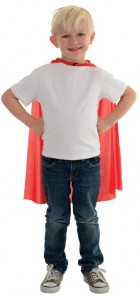 24 Inch Child Superhero Costume Cape Red_thumb.jpg