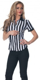 Referee Fitted Shirt Adult Plus Size Women's Costume_thumb.jpg