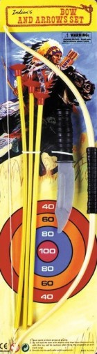 Archery Bow and Arrow (Suction cup) Toy Set_thumb.jpg