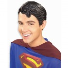 Men's Superman Vinyl Wig Costume Accessory
