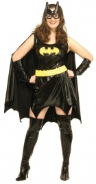 Batgirl Adult Plus Women's Costume