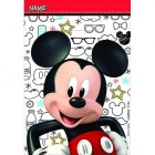 Mickey on the Go Plastic Loot Bags Pack of 8