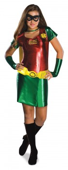 Robin Tween Girl's Costume