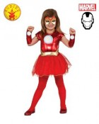 Iron Man Rescue Dress Child Costume