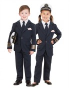 QANTAS Captains Uniform Child Costume