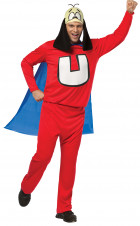 Underdog Adult Funny Superhero Party Costume