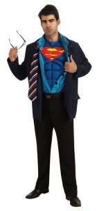 Clark Kent / Superman Adult Costume