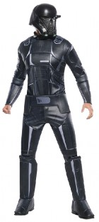 Star Wars Rogue One Imperial Death Trooper Deluxe Adult Costume