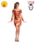 Iron Man Rescue Sexy Adult Costume