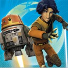 Star Wars Rebels 2 Ply Luncheon Napkins Pack of 16