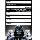 Star Wars Classic Invitations Pack of 8