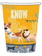 The Secret Life of Pets Paper Cups Pack of 8
