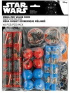 Star Wars Episode VII The Force Awakens Party Favors Pack of 48