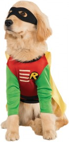 DC Comics Robin Dog Costume