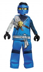 Lego Ninjago - Jay Prestige Child Costume