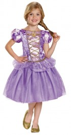 Tangled Rapunzel Classic Child Costume 7-8