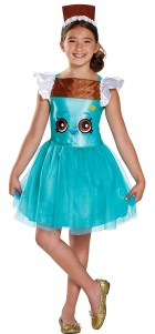 Shopkins Cheeky Chocolate Classic Child Costume