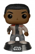 Star Wars Episode 7 The Force Awakens Finn Pop! Vinyl Collectable Figurine